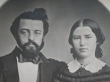 Joachim og Alida Lampe