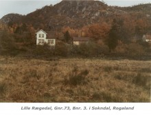 Lille Rekedal farm